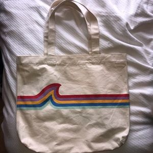 Madewell limited edition canvas tote